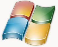 vista logo glass